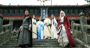 First Sword of Wudang